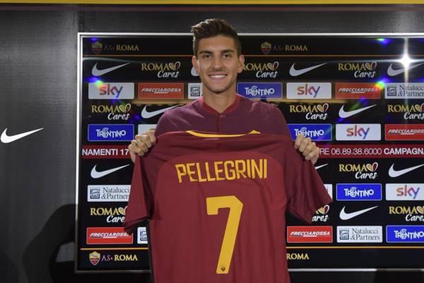 chi è Lorenzo Pellegrini - Roma
