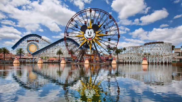 Disneyland Indiana Jones