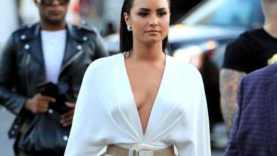 Demi Lovato FLOYD MAYWEATHER VS CONOR MCGREGOR