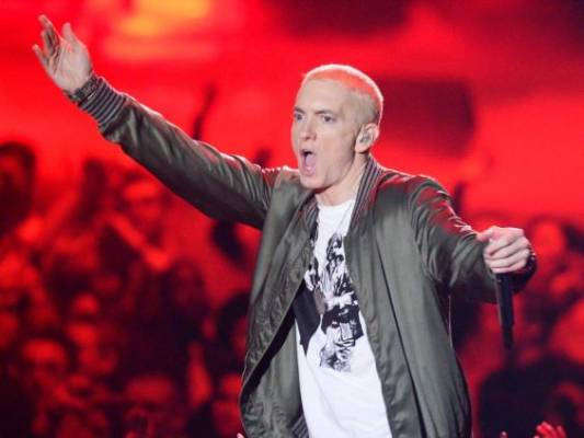 Eminem contro Donald Trump video