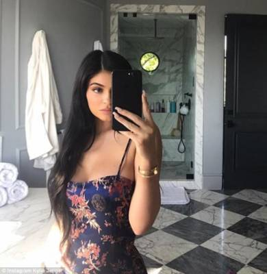 Kylie Jenner è incinta