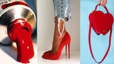 moda rosso 2018 copertina - Red Passion