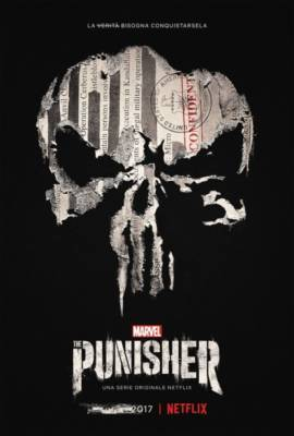 Prime foto direttamente dal film The Punisher