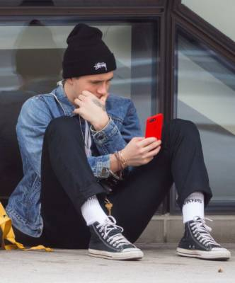 Brooklyn Beckham al college