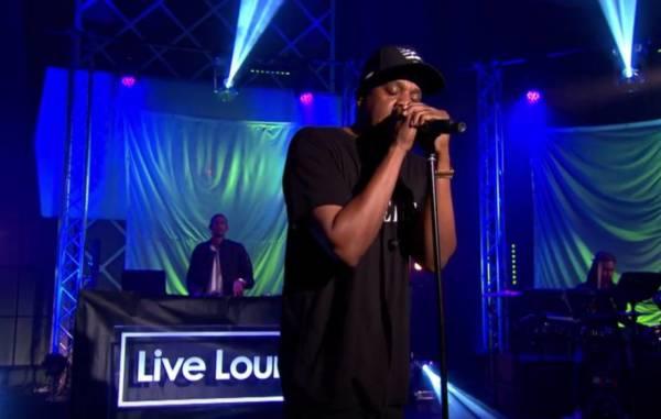 Jay Z e la dedica a Chester Bennington