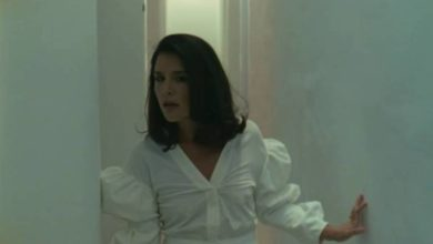 Jessie Ware nel video di Selfish Love