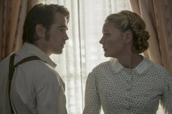 L'Inganno recensione film 2017 - Kirsten Dunst e Colin Farrell in L'Inganno