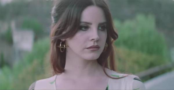 Lana Del Rey - White Mustang | Foto dal Video Musicale