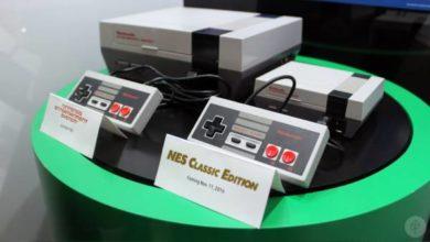 Nintendo riporta nuovamente in vita il NES Classic Edition