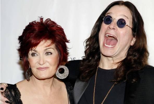 Sharon Osbourne e i tradimenti di Ozzy