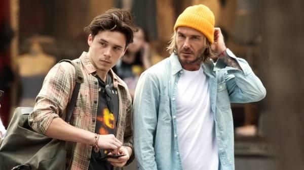 Brooklyn Beckham al college