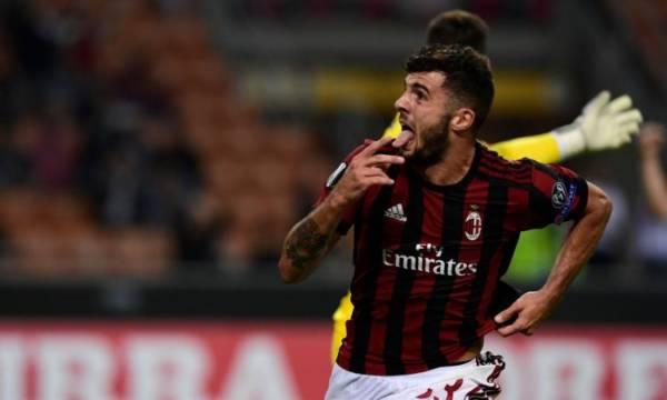 Patrick Cutrone decisivo nella vittoria del Milan, datata 28 settembre, contro il Rijeka.