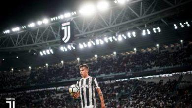 Primo piano su Dybala, protagonista in bianconero. Credits Juventus. Settembre 2017 Juve Torino Prob formazioni
