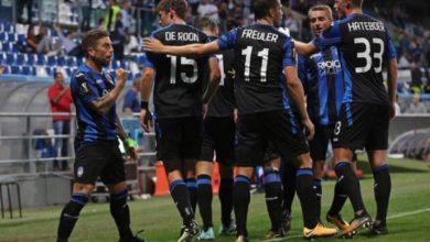 Atalanta è mostruosa contro l'Everton di Rooney