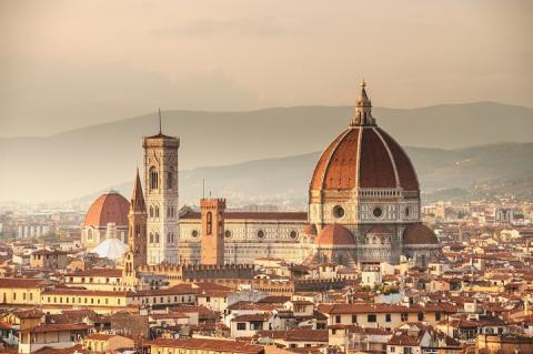 città italiane da visitare in autunno - Firenze