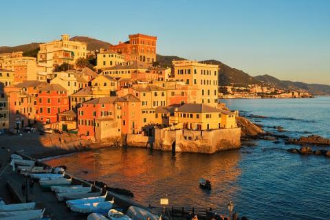 città italiane da visitare in autunno - Boccadasse