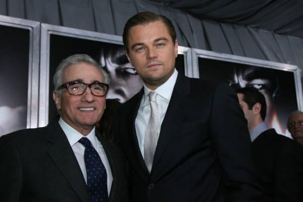Martin Scorsese Leonardo Di Caprio Roosevelt