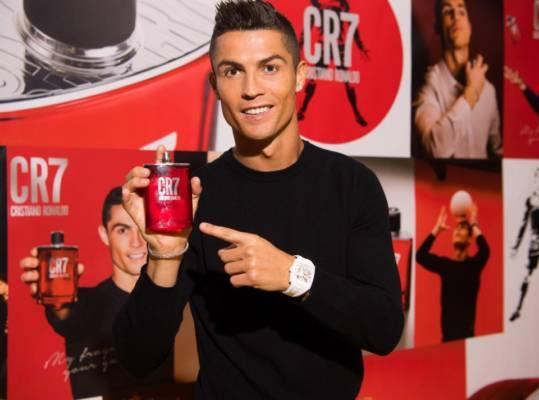 Cristiano Ronaldo lancia CR7