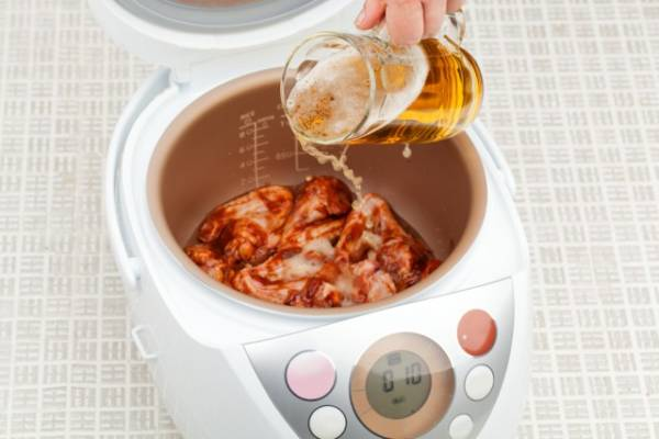 Cucinare con la birra
