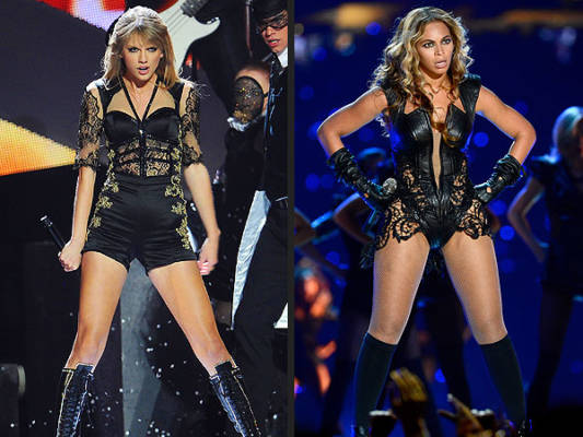 Accuse di plagio per Swift e Beyoncè