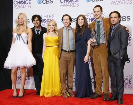 The Big Bang Theory protgonisti progetti futuri