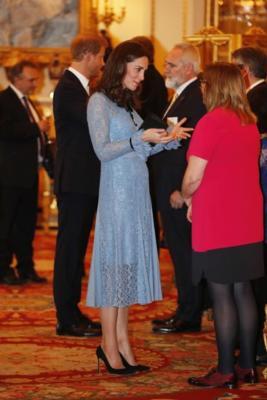 Kate Middleton prima uscita