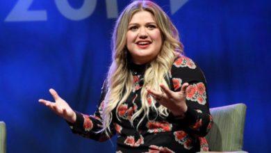Kelly Clarkson e il suo peso