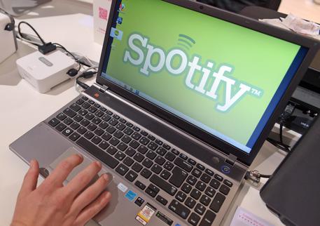 Spotify lancia Rise