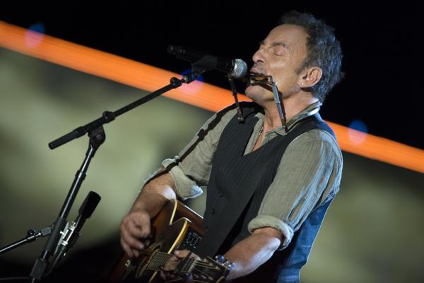 Bruce Springsteen e la canzone scartata