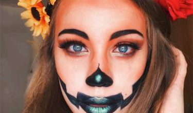 Tutorial Make Up semplice per Halloween 2017