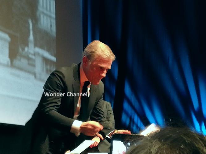 Christoph Waltz Festa del Cinema Roma