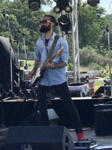 Emanuele Pistucchia tra juke-joints e festival country