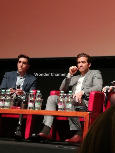 Jake Gyllenhaal Festa del Cinema Roma