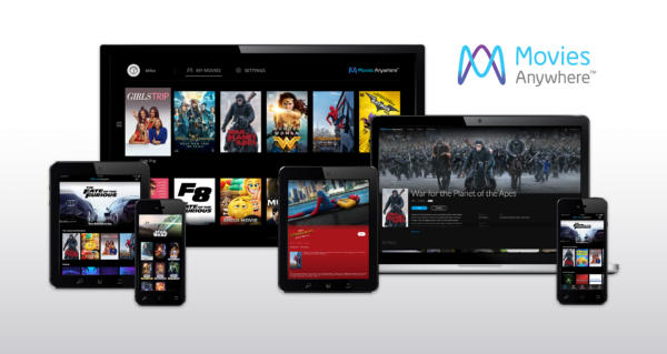 Cos'è Movies Anywhere come funziona