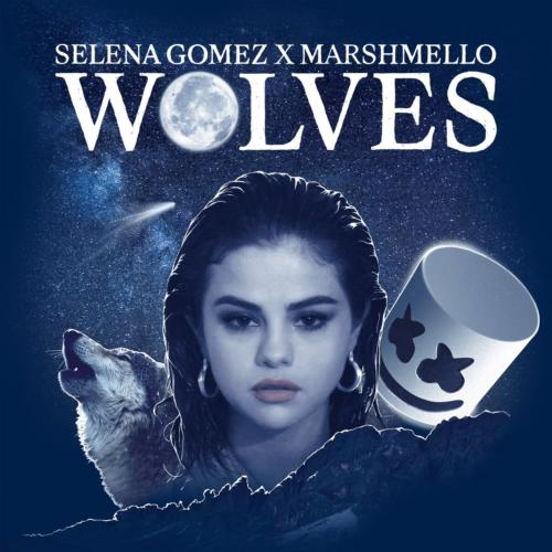 Selena Gomez Wolves audio