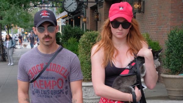 Sophie Turner e Joe Jonas si sposano
