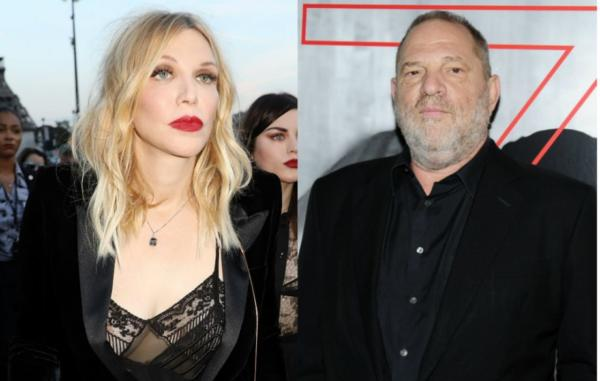 Courtney Love Weinstein