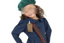 Anna Frank costume
