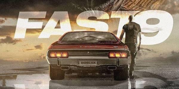 Fast & Furious 9 nei cinema