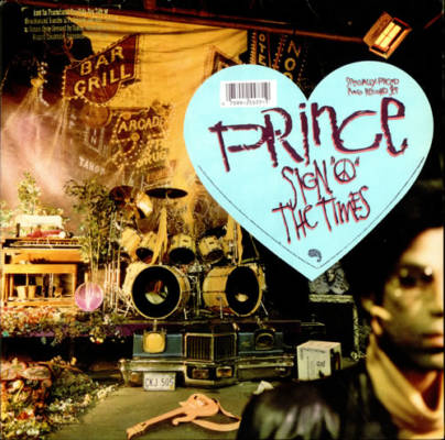 Prince cinema Sign O The Times