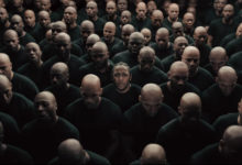 scena del video musicale Humble di Kendrick Lamar
