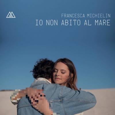 Copertina del nuovo album di Francesca Michielin