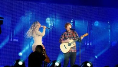 Beyoncè duetterà con Ed Sheeran
