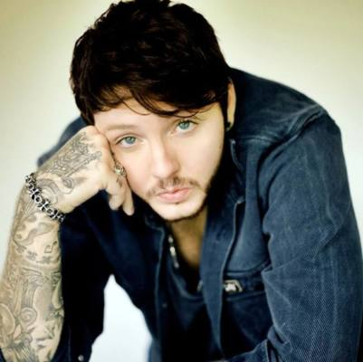 immagine del cantante James Arthur