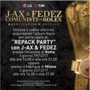 j-ax fedez comunisti multiplatinum edition
