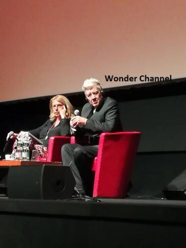 David Lynch Festa del Cinema Roma