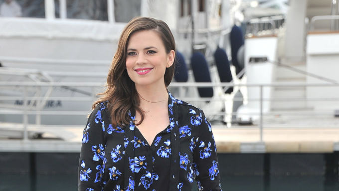 Hayley Atwell a Cannes nel 2017