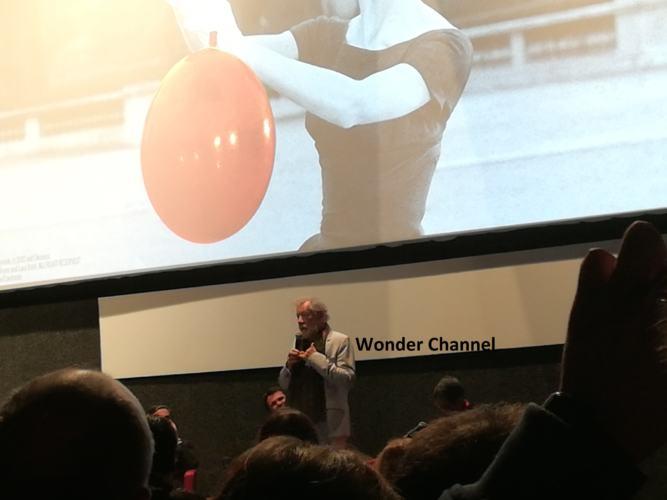 Ian McKellen Festa del Cinema Roma 2017