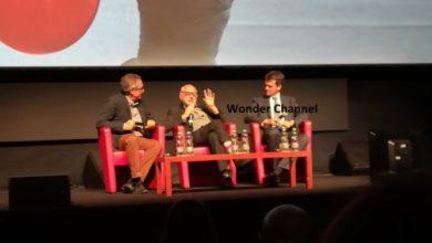 Michael Nyman Festa del Cinema Roma 2017