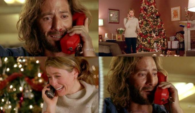 personaggi di Lost a Natale